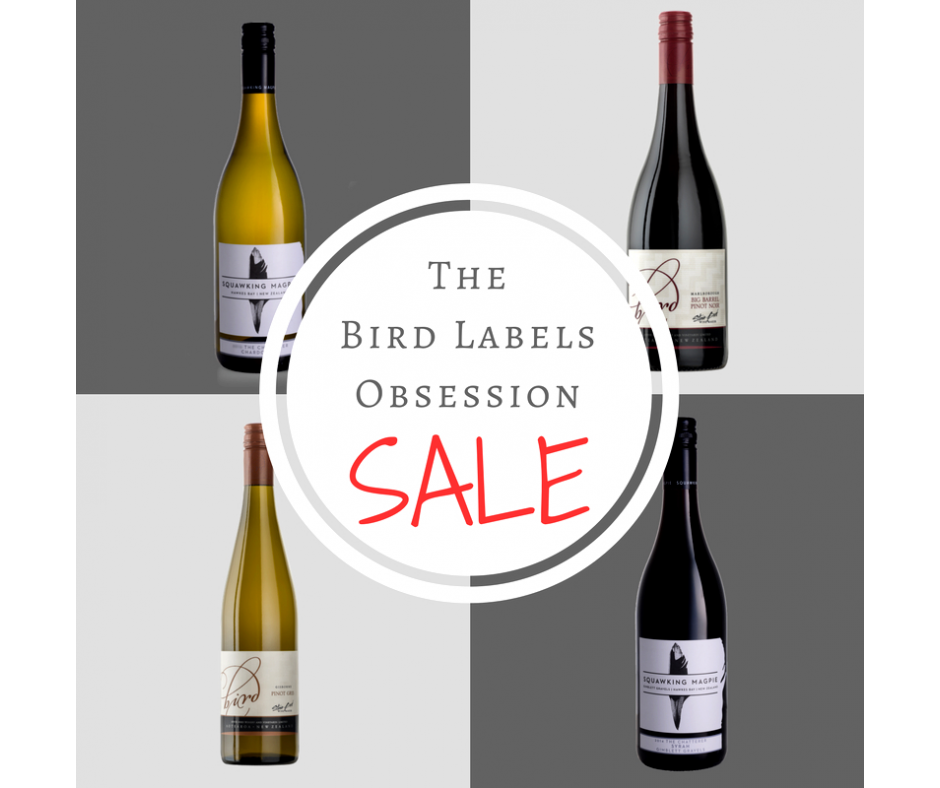 The Bird Labels Obsession - SALE