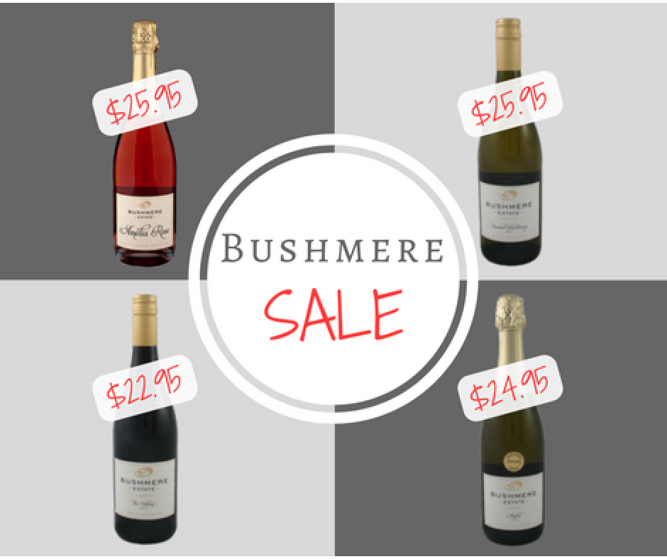 Click here for BUSHMERE specials