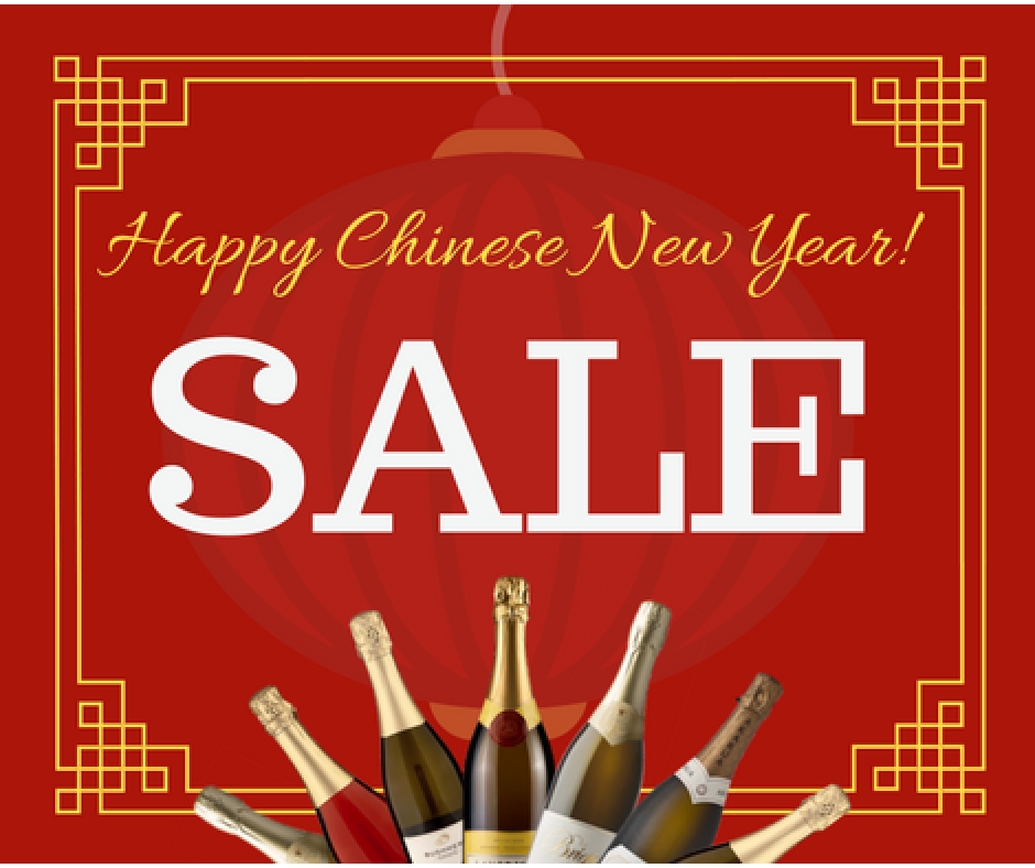 Happy Chinese New Year - SALE
