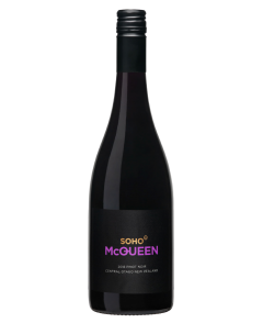 Soho Black Collection McQueen Pinot Noir 2018