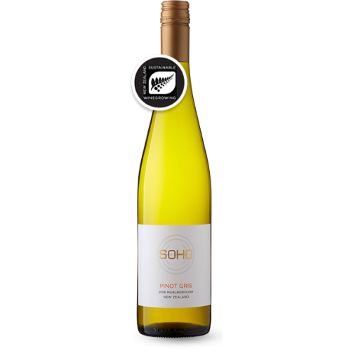 Soho White Collection Pinot Gris