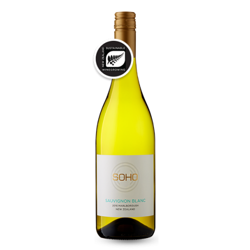 Soho White Collection Sauvignon Blanc