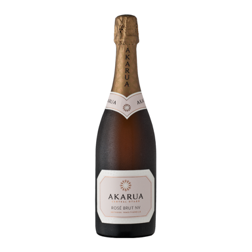 Akarua Rosé Brut NV Méthode Traditionelle